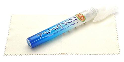 クリアビュー・コート フッ素の力でピカピカ・汚れが付きにくくなる!ペン式・スプレータイプのクリーナー液