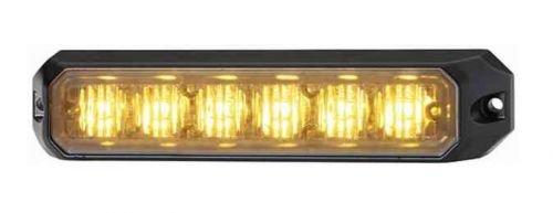 Hella 2XD012160-801 BST Frontblitzer Anbau Farbe gelb
