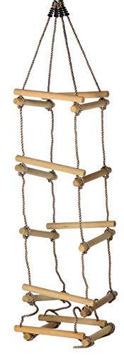 Gartenpirat Escalera Cuerda Cuadrada, niños, Exterior