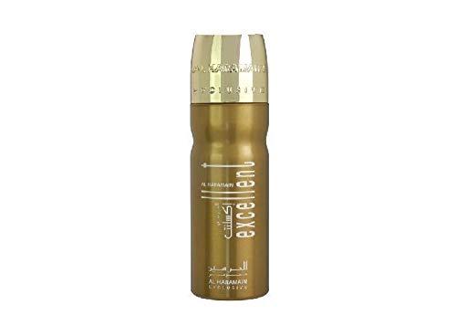 Al Haramain Excellent gold al haramain body spray 200ml hochwertig*orientalisch*oud*misk