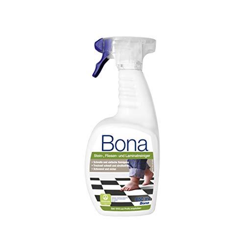 BONA Stein, Fliesen, Laminat Limpiador de Suelos, 650 ml