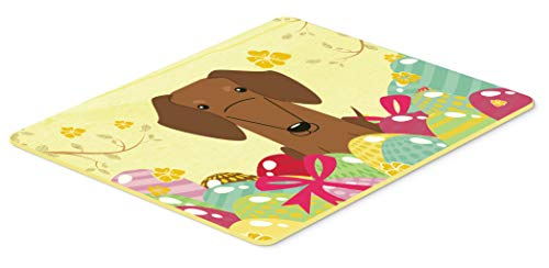 20Hx30W Multicolor Carolines Treasures Irish Wolfhound Welcome Kitchen or Bath Mat 20x30