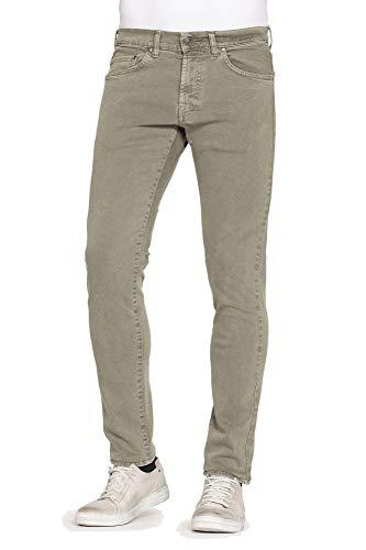 Carrera Jeans - Pantalone per Uomo, Tinta Unita, Tessuto Elasticizzato IT 52