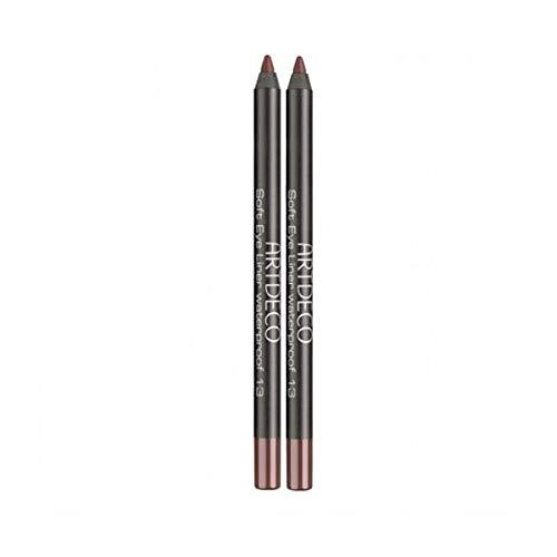 Artdeco Soft Eye Liner Waterproof 13, Deer Lord!, 2er Pack(2 x 1.2 g)