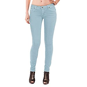 Women's Super Comfy Stretch Denim 5 Pockets Jeans