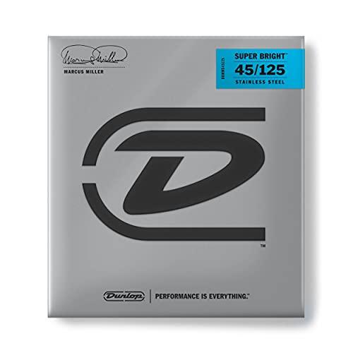 Dunlop Marcus Miller Super Bright - Bass - 045-125