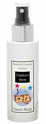 Spray sommeil et relaxation pour enfant – Sweet Sleep – Aromathérapie 100 % naturelle bio