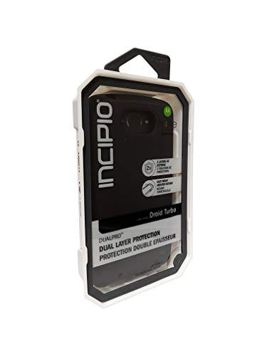 Incipio DualPro Original Dual Layer Protective Case for Motorola Droid Turbo - Black
