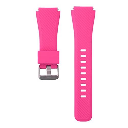 Correa para 0mm Mm Banda de silicona para Huawei Watch Gt Amazfit Bip / Gts