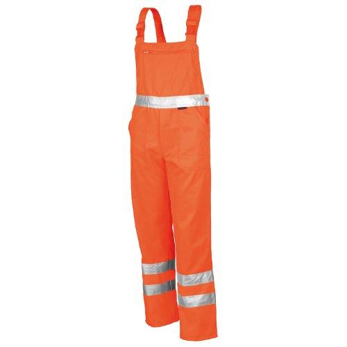 Qualitex–warnschutzlatzhose Signal WS–Diversi colori Arancione allarme 33