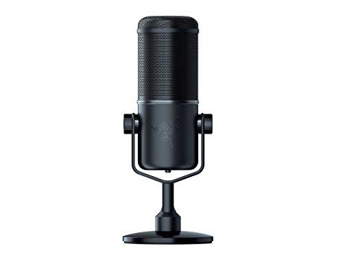 Razer Seiren Elite - Professional Grade Dynamic Streaming Microphone (Renewed)