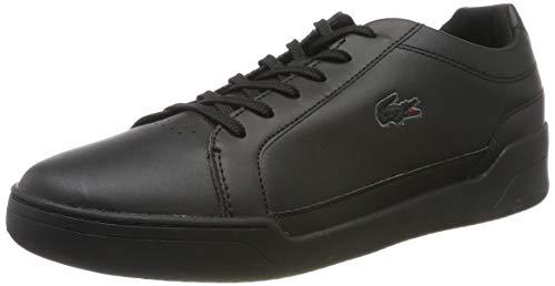 Lacoste Herren Challenge 319 5 SMA Sneaker, Schwarz (Black/Black 02h), 43 EU