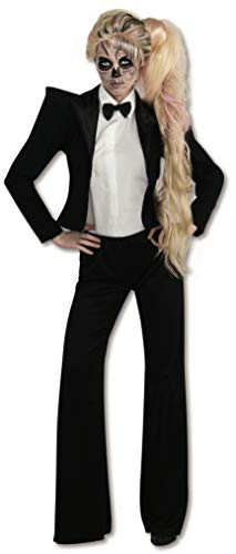 Rubies 880488XS - Disfraz de lady Gaga (talla XS)