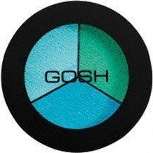 Gosh Trio Eye Shadow TR21 Crystal Waters by Gosh