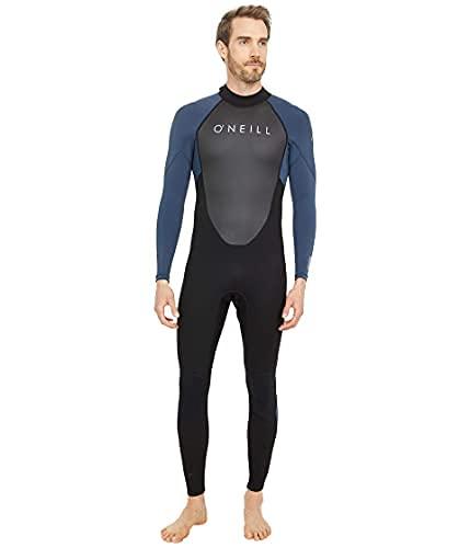 O'Neill Reactor 2 Men's 3/2mm Full Wetsuit 2XLT Black (5040)