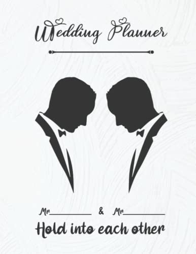 Compare Textbook Prices for wedding planner Mr & Mr: lgbtq wedding planner and organizer for the gay and for lesbian journal - pride Engagement Gift Book & Calendar and ... budget, Planning Note and more Everything  ISBN 9798497076325 by lgbtq Wedding, PA