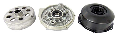 Compatible with Honda Fourtrax TRX300 TRX 300 2x4 4x4 Rear Brake Drum Cover & Backing Plate Kit