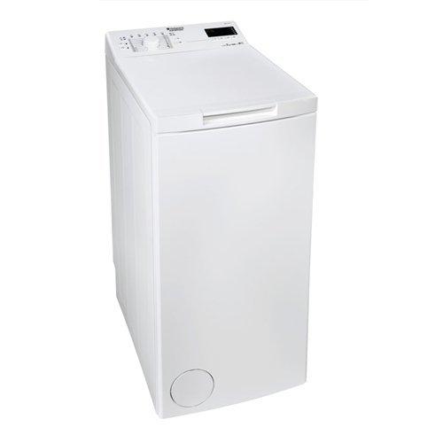 Hotpoint WMTF722HEU Libera installazione Caricamento dall'alto 7kg 1200Giri/min A++ Bianco lavatrice