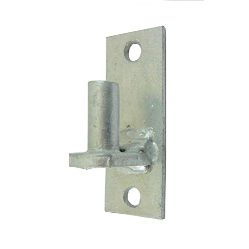 Prevent Gate from Dragging Mofeez Gate Wheel for Metal Swing Gate with 1-5//8 Thru 2 Gate Frames Gate Support Wheel for Chain Link Fence