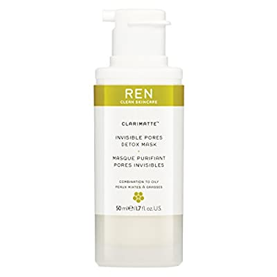 REN Clarimatte Invisible Pores Detox Mask 50ml/1.7oz by REN