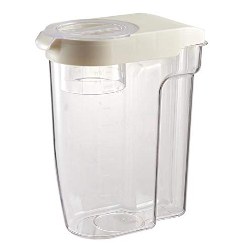 Find Bargain DIAOD Food Storage Dispenser Airtight Food Storage Container All Purpose Dispenser with...