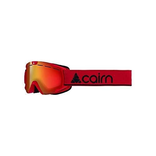 Cairn skibril Scoop J Mat Red