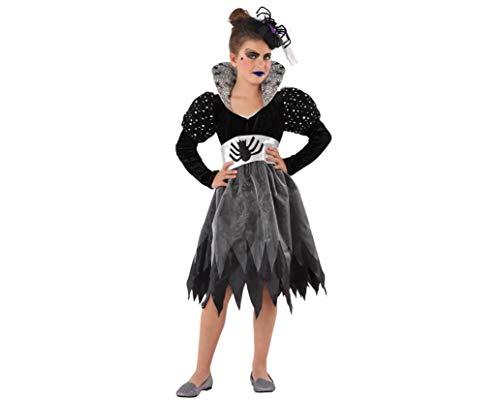 Atosa Atosa Atosa-61436 kostuum dames spin kinderen meisjes 3 a 4 años Metálico