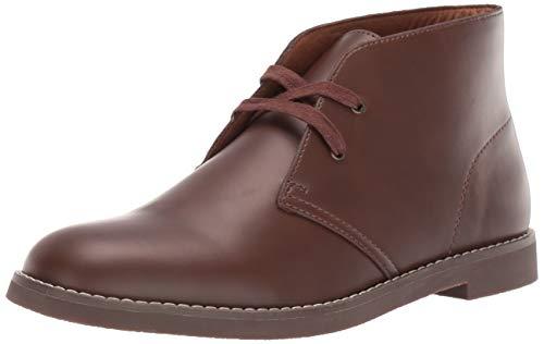 Amazon Essentials Men's Chukka Boot, Brown, 11 D US