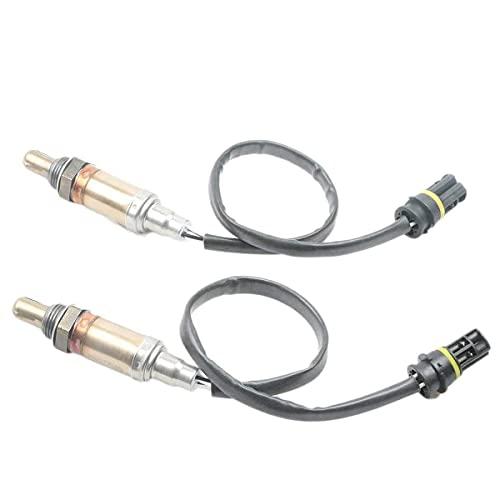 MOSTPLUS Upstream Oxygen Sensor 234-4672 13477 Compatible with BMW X3 X5 Z3 Z4 323i 325i 330xi 328i 330i(Set of 2)