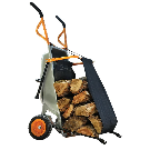 Aerocart Wheelbarrow Firewood Carrier | WA0232 | WORX
