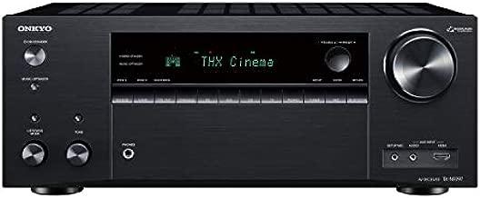 Onkyo TX-NR797 Smart AV 9.2 Channel Receiver with 4K Ultra HD | Dolby Atmos | AirPlay 2 | IMAX Enhanced (2019 Model),Black