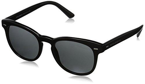 Dolce & Gabbana Dolce&Gabana Gafas de sol, Black, 51 para Hombre