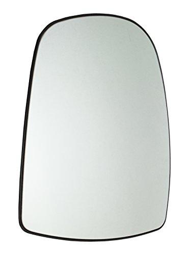 TarosTrade 57-0285-R-47022 Cristal De Retrovisor Pieza Superior Lado Derecha