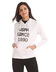US Polo Association Womens Sweatshirt UWSS0080