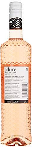 allure Merlot Rosé Halbtrocken (6 x 0.75 l) - 4