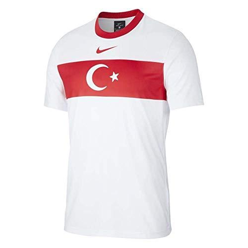 Nike 2020-2021 Türkei Fan-Trikot