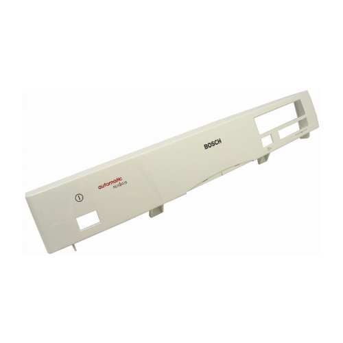 Bosch lavavajillas Front control panel Fascia/cubierta