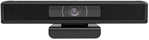 SWNN Computer Camera 1080P 2.4 G Wireless HD Webcam conferencias for la transmisión de grabación de vídeo Set Top Box, Construir-en el micrófono y Altavoz HD Webcam