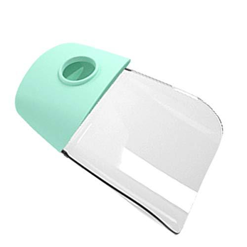 Extensor de grifo para niños pequeños, pico largo de pato, para lavabo, se adapta a la mayoría de grifos (verde)