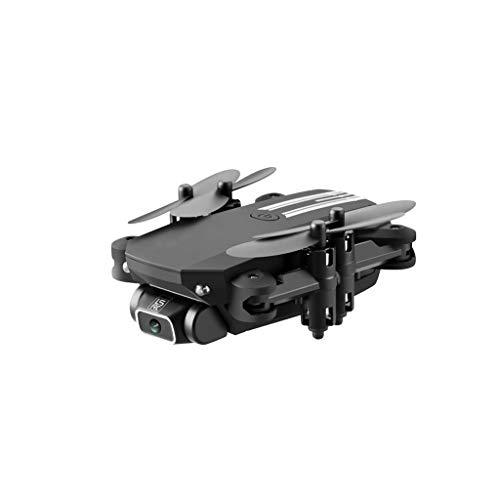 yotijar 2.4G RC Drone WiFi 4K HD Quadcopter Cámara + - Black-4k