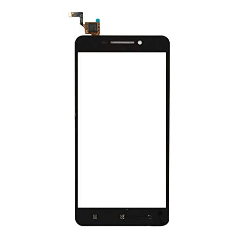 Zhangli Mobile Phone Touch Panel For Lenovo A5000 Touch Panel(Black) Touch Panel (Color : Black)