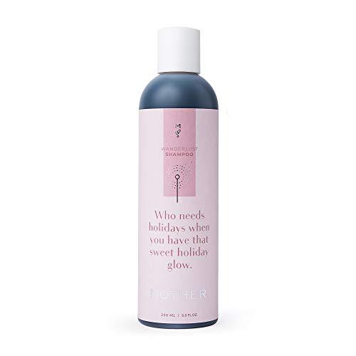 Bio Shampoo der Naturkosmetik mit ökologischen Zutaten - vegan, ohne Parabene, Silikon, Sulfate - Haarshampoo für Volumen, Glanz, Feuchtigkeit - natürliche Haarpflege gegen Schuppen