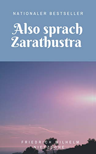 Also sprach Zarathustra (illustrated)