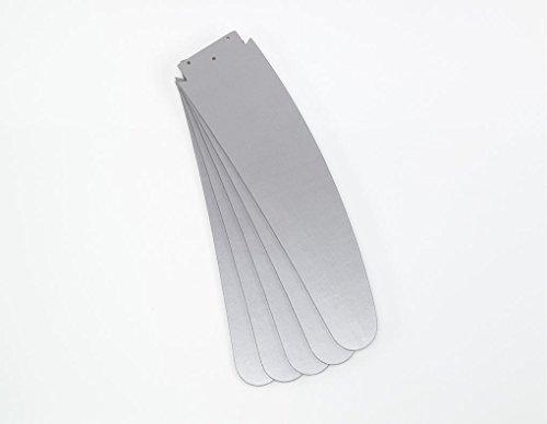 Chrom Deckenventilator mit Leuchte Bendan Bild 2*