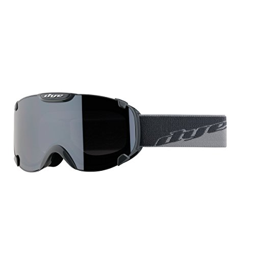 Dye Precision Snow T1 Youth Charcoal Lunettes de ski Noir