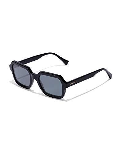 HAWKERS Minimal Gafas de Sol, Black · Dark, Talla única Unisex Adulto