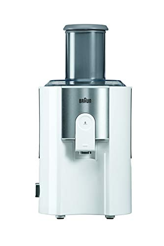 Braun J 500 juicer Identity Collection, wit