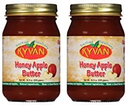 product image for KYVAN Honey Apple Butter 18.5oz (Pack of 2)