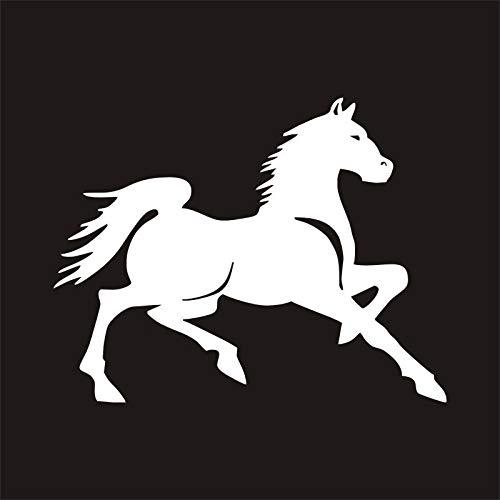 Voorruit van de auto stickers auto rennend paard Mustang csfssd