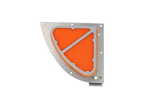 AKF Sportluftfilter zweilagig - für Simson S50, S51, S53, S70, S83